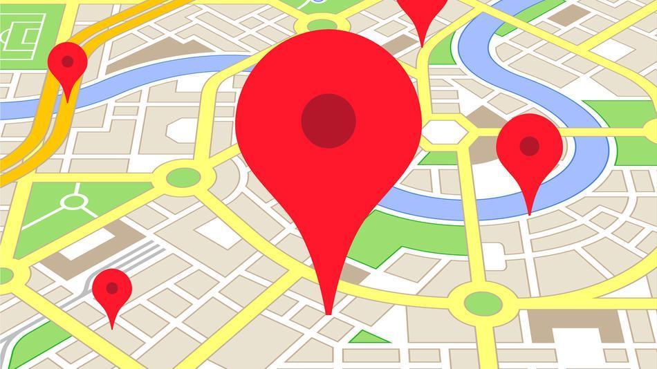 اشتراک گذاری موقعیت مکانی در نسخه جدید گوگل مپ