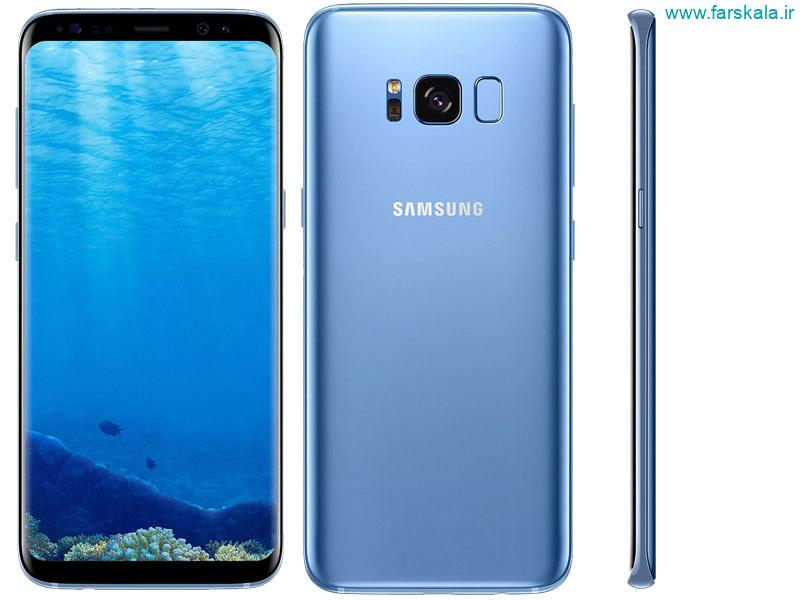 Samsung Galaxy S8 Plus phone specifications