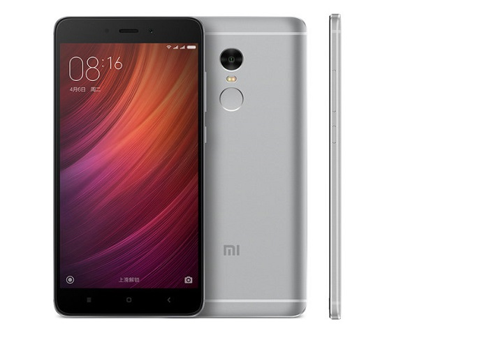 قیمت و مشخصات گوشی Xiaomi Redmi Note 4