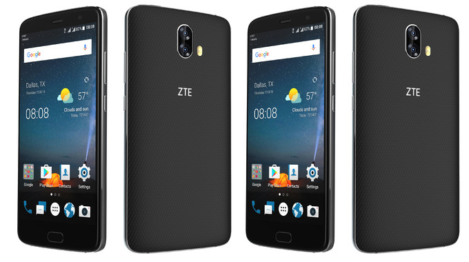 ZTE Blade V8 - Full phone specifications