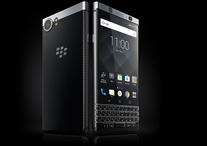 مشخصات گوشی بلک بری BlackBerry Keyone
