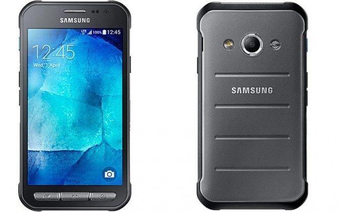مشخصات گوشی سامسونگ Samsung Galaxy Xcover 4