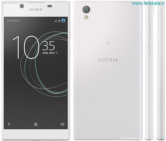مشخصات کامل گوشی سونی Sony Xperia L1