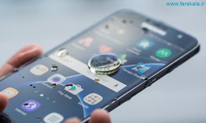 مشخصات کامل گوشی Samsung Galaxy S8 Active