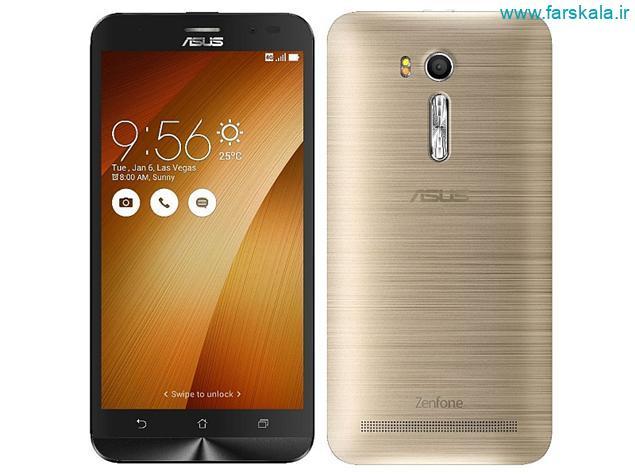 مشخصات فنی گوشی Asus Zenfone Go ZB552KL