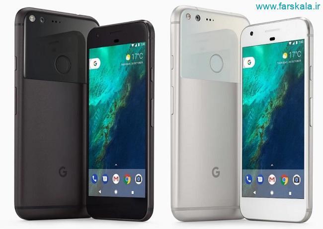 مشخصات فنی گوشی Google Pixel XL2