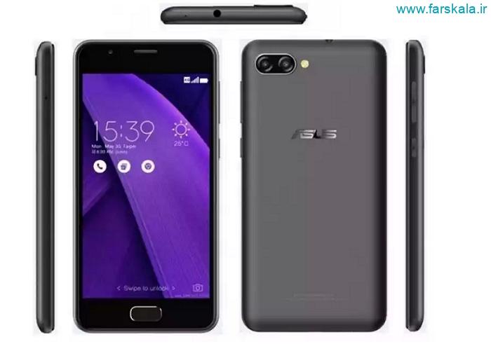 مشخصات فنی گوشی Asus Zenfone 4 Pro