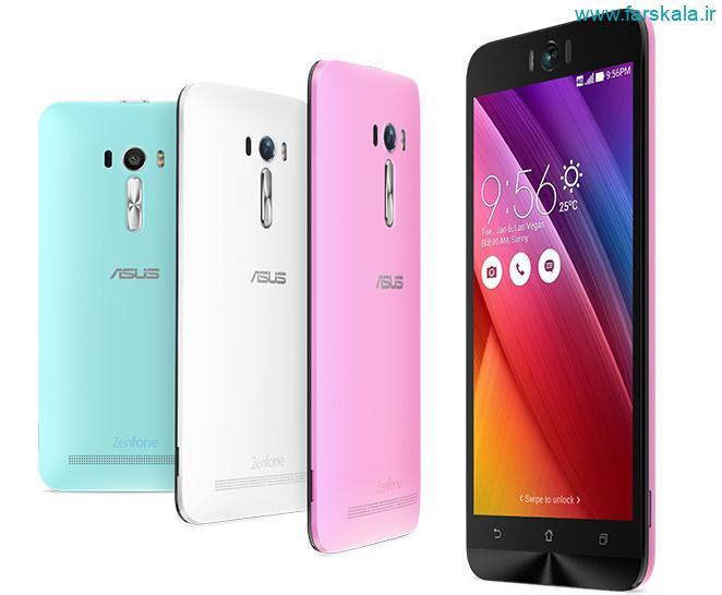 قیمت و مشخصات کامل گوشی Asus Zenfone 4 Selfie