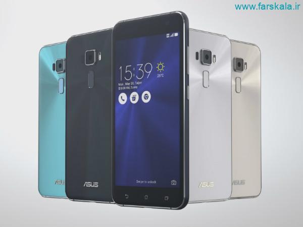 مشخصات گوشی Asus Zenfone 4 ZE554KL