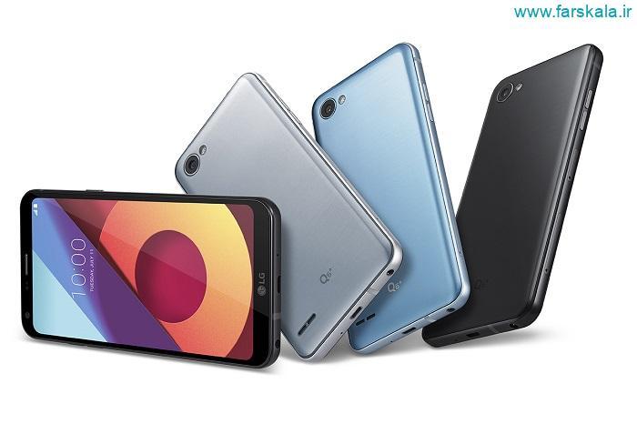 بررسی مشخصات فنی گوشی ال جی LG Q6