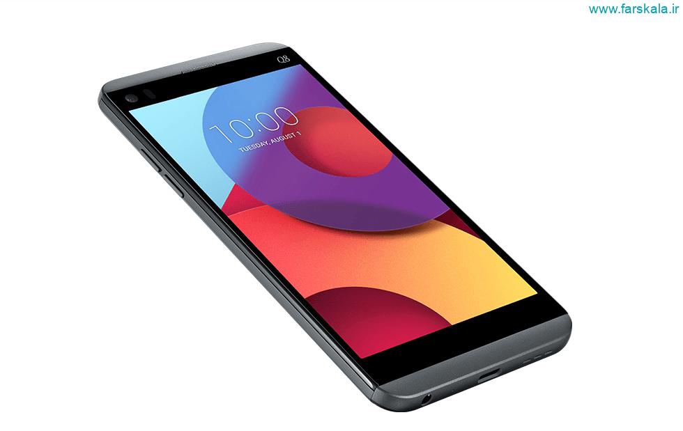 مشخصات فنی گوشی ال جی LG Q8