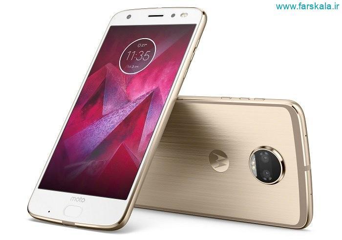 قیمت و مشخصات فنی Motorola Moto Z2 Force