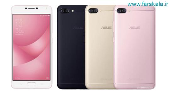 قیمت و مشخصات گوشی Asus Zenfone 4 Max ZC520KL