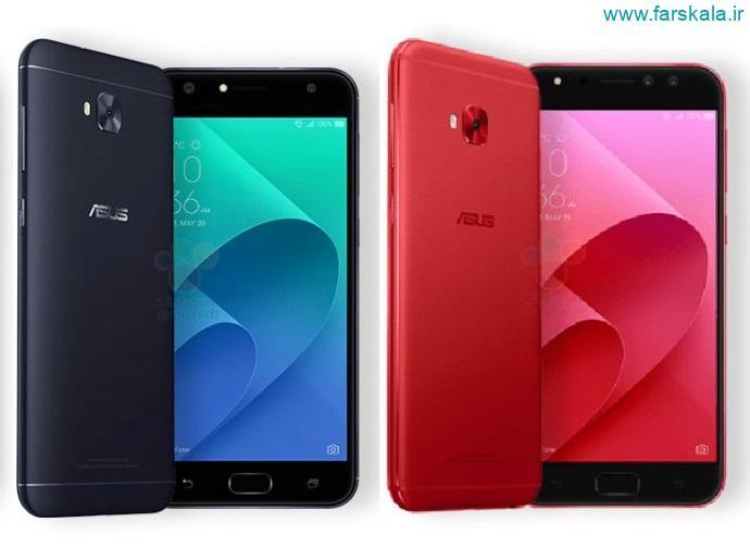 قیمت و مشخصات گوشی Asus Zenfone 4 Selfie Pro ZD552KL
