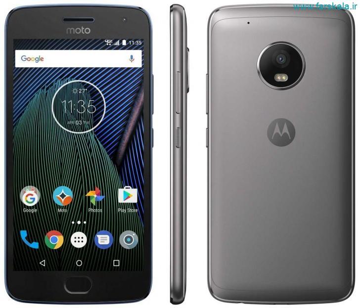 قیمت و مشخصات فنی گوشی Motorola Moto G5S Plus