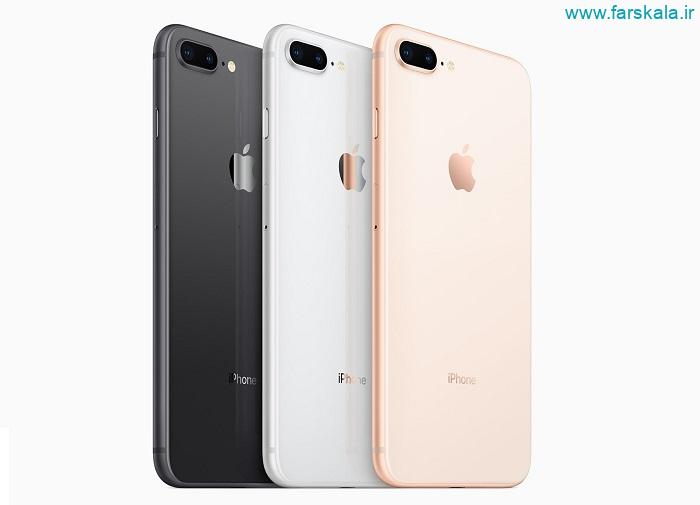 قیمت و مشخصات گوشی آیفون 8 پلاس Apple iPhone 8 Plus