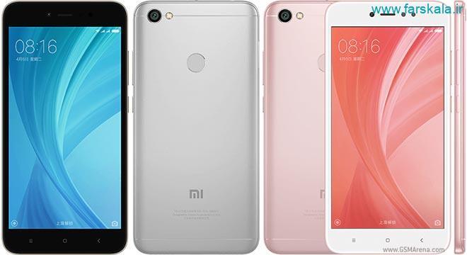مشخصات فنی گوشی Xiaomi Redmi Note 5A Prime