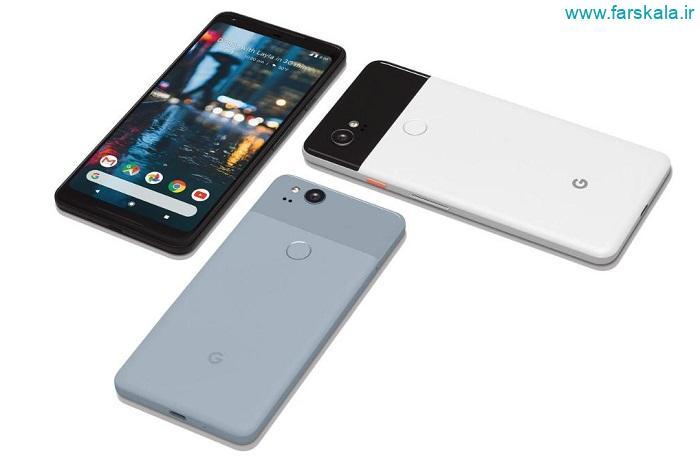 مشخصات گوشی Google Pixel 2 XL