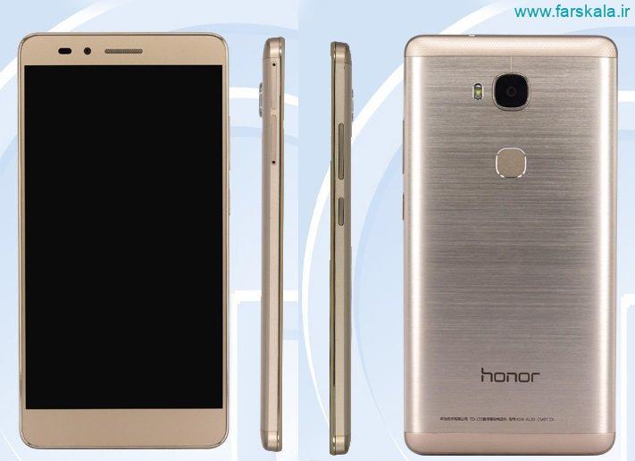 مشخصات گوشی Huawei Honor 7X