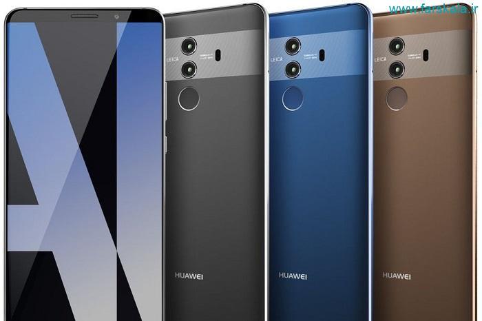 مشخصات گوشی Huawei Mate 10 Lite