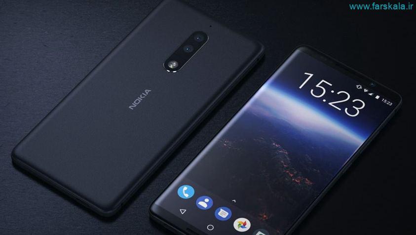قیمت و مشخصات فنی گوشی Nokia X6