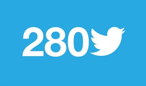 کاربران توییتر 280 کاراکتر توییت کنند!