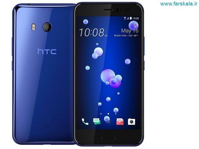 مشخصات فنی گوشی +HTC U11