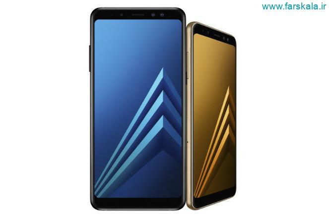 قیمت و مشخصات فنی Samsung Galaxy A8 2018