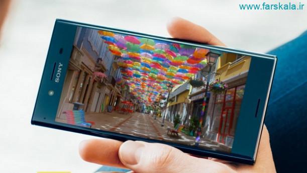 مشخصات فنی کامل گوشی Sony Xperia H8541