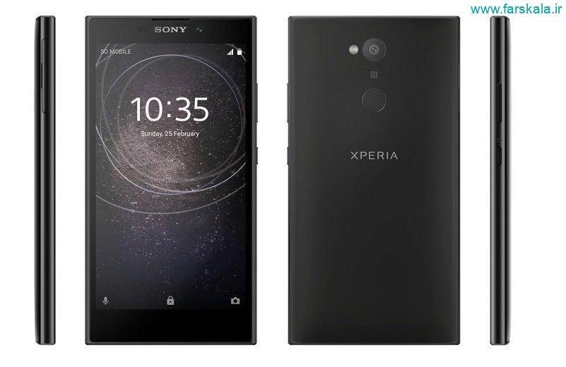 مشخصات فنی کامل گوشی سونی Sony Xperia XA2