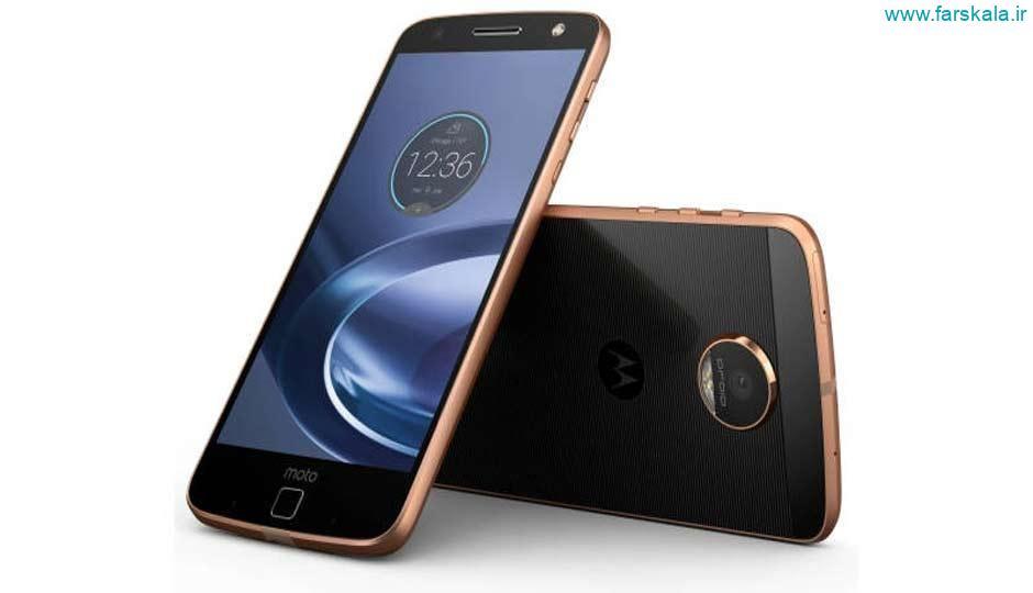 قیمت و مشخصات گوشی Motorola Moto Z3 Play