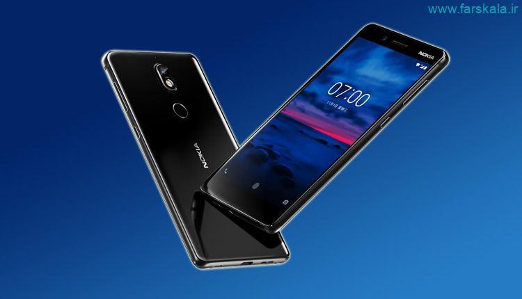 قیمت و مشخصات فنی گوشی Nokia 7 plus