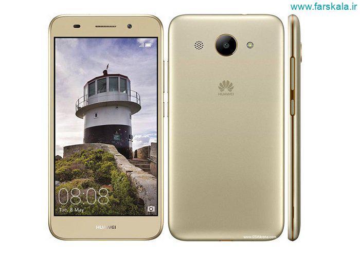 مشخصات فنی و قیمت گوشی Huawei Y3 2018