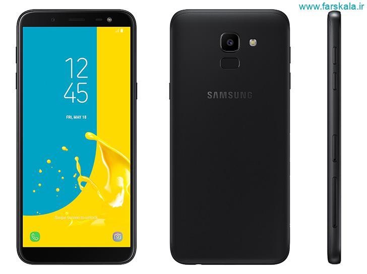 قیمت و مشخصات فنی گوشی Samsung Galaxy On6