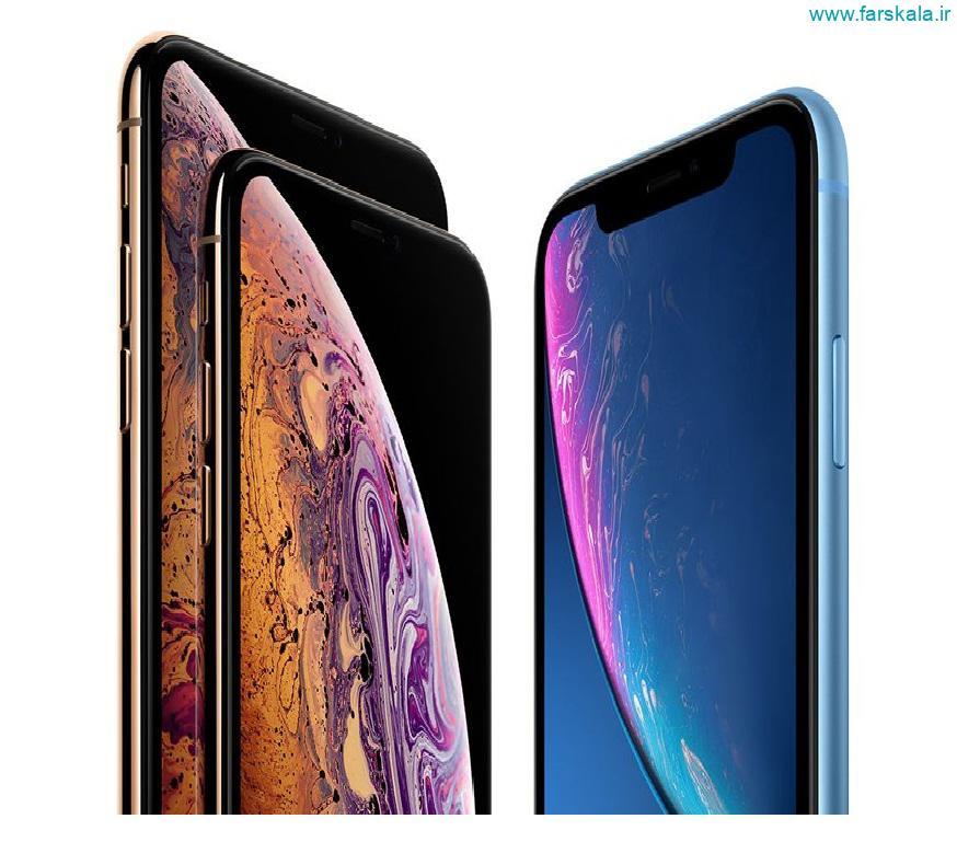 قیمت و مشخصات فنی گوشی Apple iphone xs max