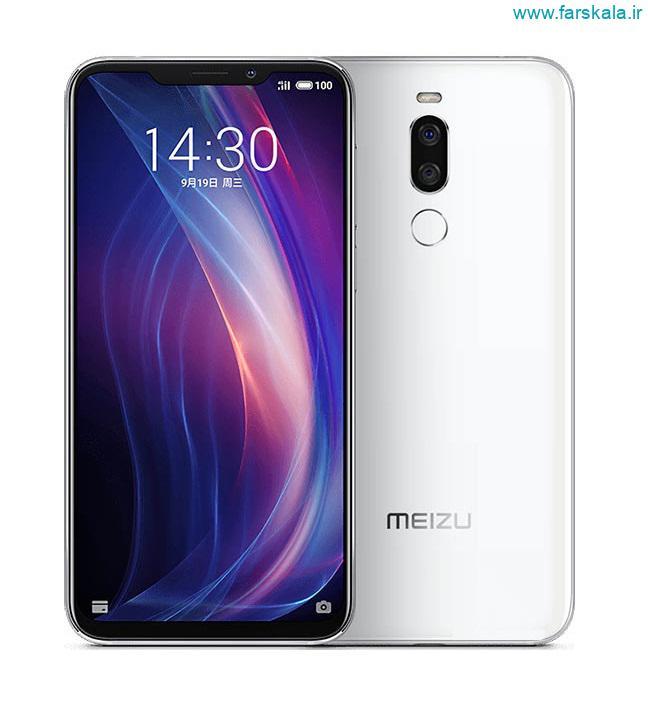 قیمت و مشخصات فنی گوشی Meizu X8