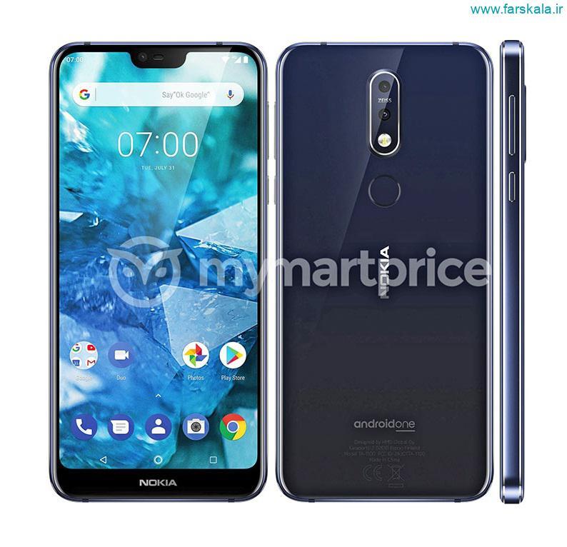قیمت و مشخصات فنی گوشی Nokia 7.1 Plus (Nokia X7)