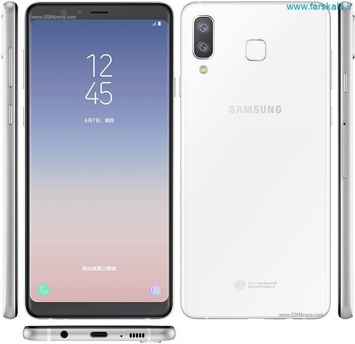 قیمت و مشخصات گوشی samsung galaxy A8 Star(A9 Star)