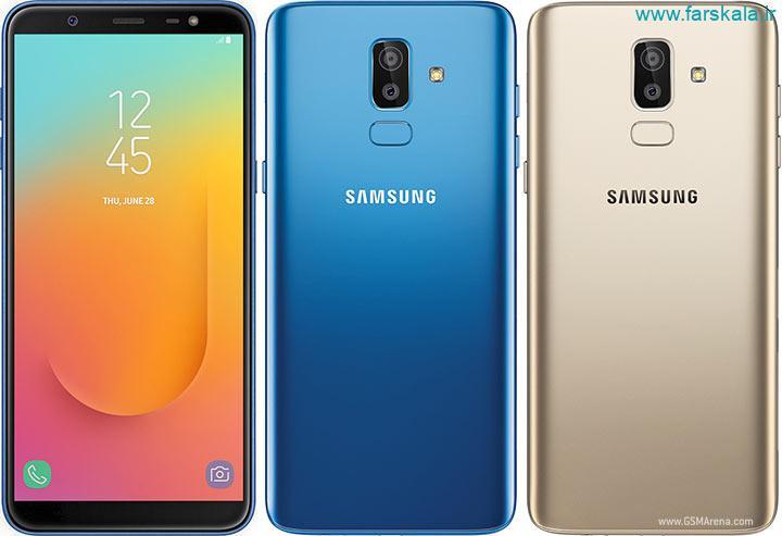 قیمت و مشخصات گوشی samsung galaxy j8