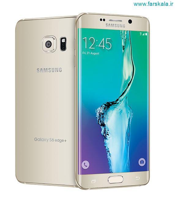 قیمت و مشخصات فنی گوشی Samsung Galaxy S6 edge Plus