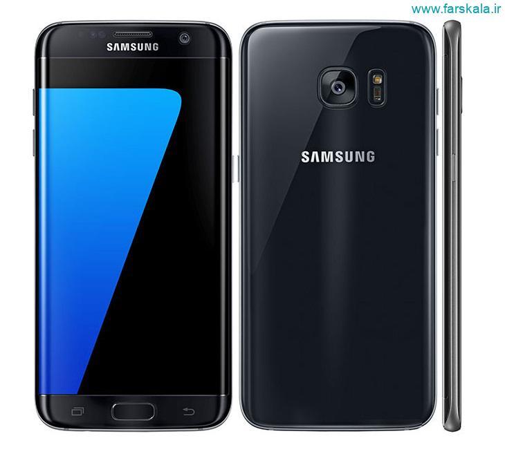 قیمت و مشخصات فنی گوشی Samsung galaxy s7 edge