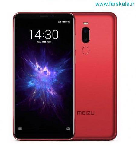 قیمت و مشخصات فنی گوشی Meizu Note 8
