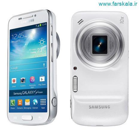 قیمت و مشخصات فنی گوشی Samsung Galaxy S4 zoom