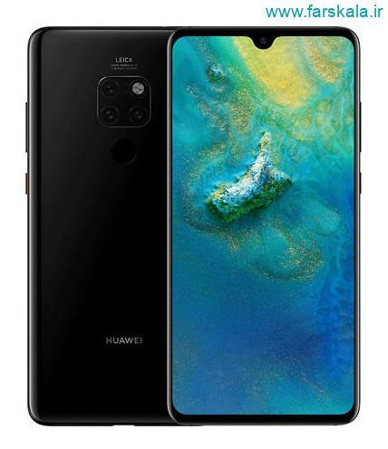 قیمت و مشخصات گوشی Huawei Mate 20 Pro