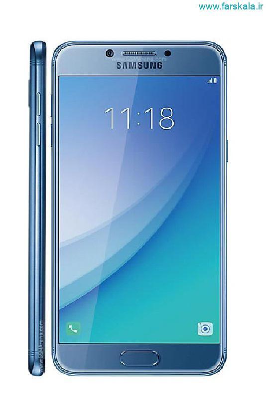 قیمت و مشخصات فنی کامل گوشی samsung galaxy c5 pro