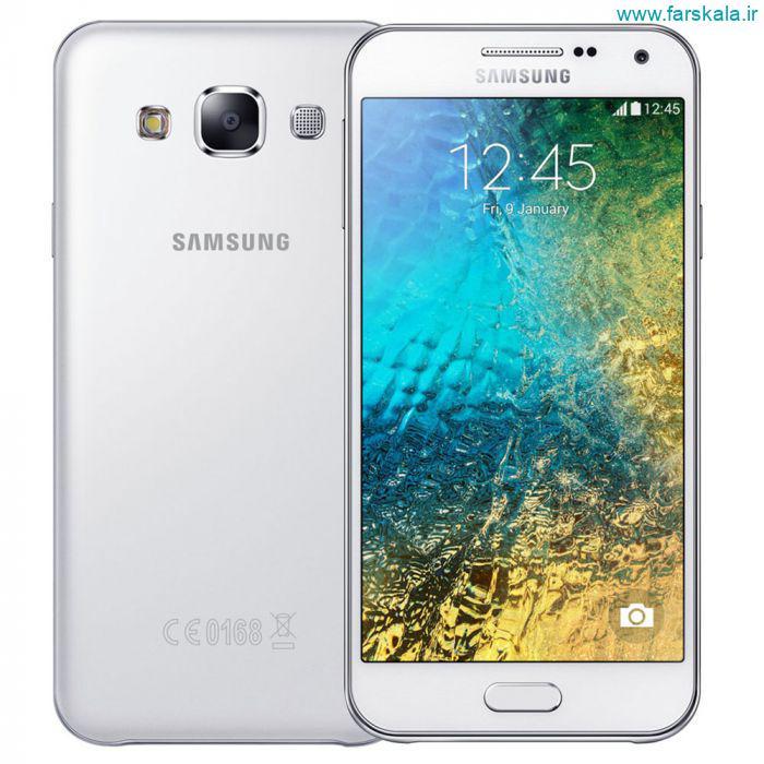 قیمت و مشخصات فنی گوشی Samsung Galaxy E5