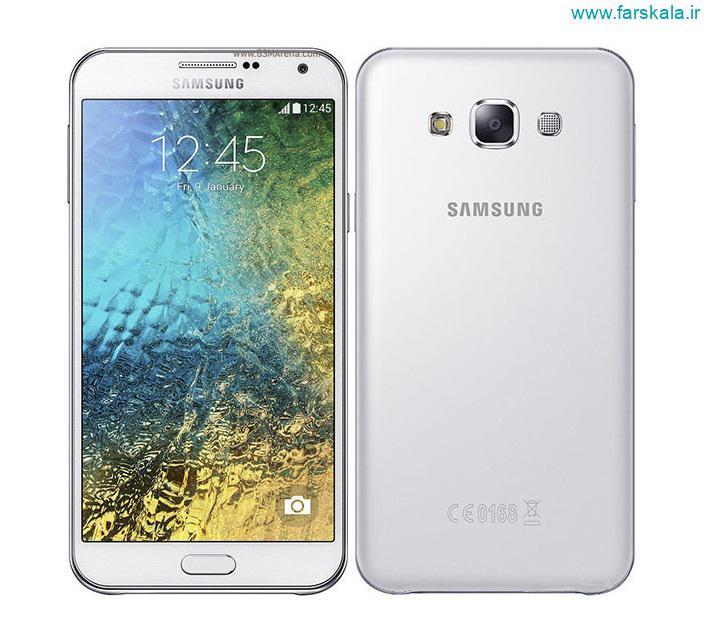 قیمت و مشخصات فنی کامل گوشی Samsung Galaxy E7