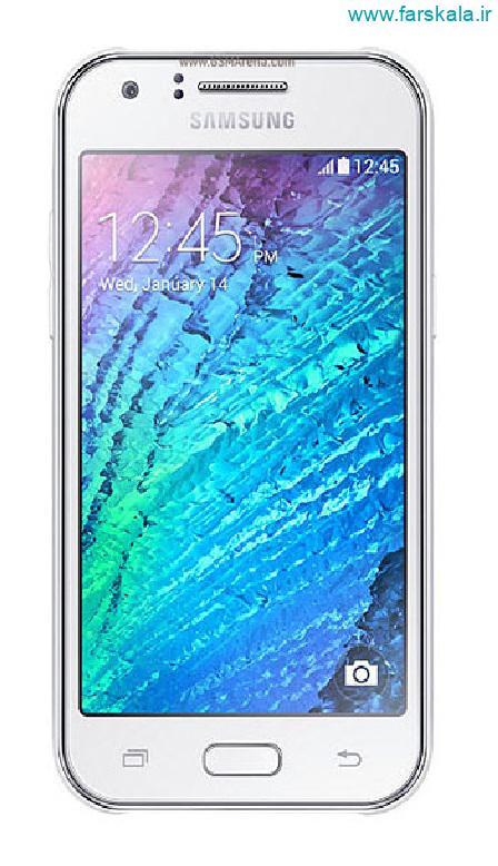 قیمت و مشخصات فنی کامل گوشی Samsung Galaxy J1