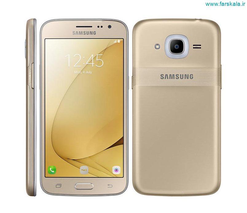 قیمت و مشخصات فنی کامل گوشی samsung galaxy j2 2016