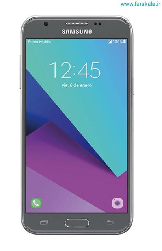 قیمت و مشخصات فنی گوشی Samsung Galaxy J3 Emerge